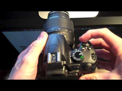 Nikon D5000 Demo & Review