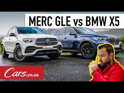 2019 BMW X5 Vs Mercedes-Benz GLE Review - Which One Should You Buy?