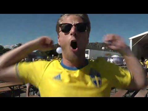 Fullkomligt rasande i Camp Sweden: