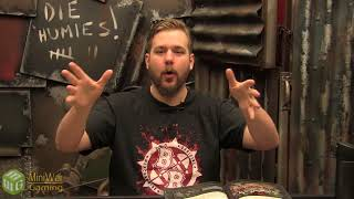 NEW Necron 8th Edition Codex Review