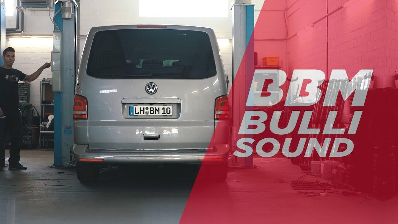bbm bulli 3 v8 sound f r den vw t5 by bbm youtube. Black Bedroom Furniture Sets. Home Design Ideas
