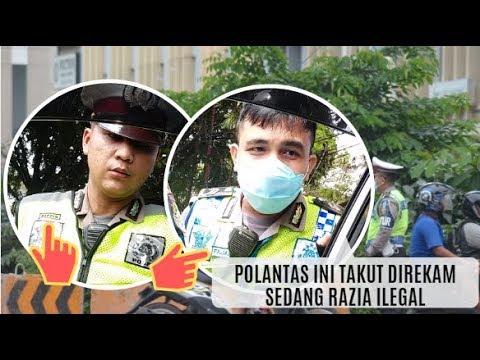 Introgasi Polantas Pos Simpang Palembang Icon Mal Palembang