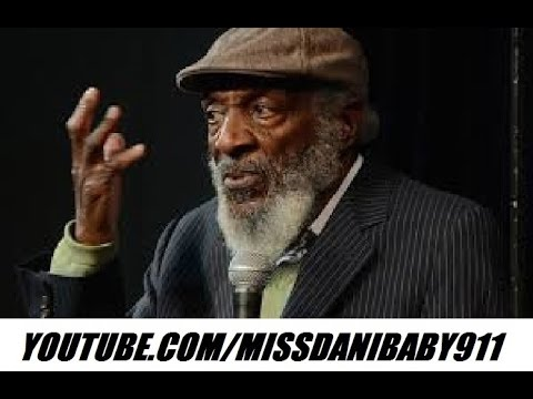 "DICK GREGORY: The New World Order CANNOT Be Trumped! Will He ""REALLY"" Get to the Whitehouse??"
