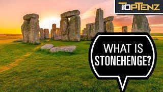 Top 10 Mysterious Woŗld Landmarks