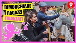 Rimorchiare Ragazzi con la Fidanzata Accanto a SAN VALENTINO - [Candid Camera] - theShow