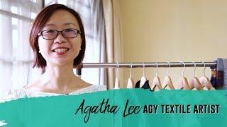 agatha lee agy textile artist