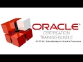 SCPT 18 : Introduction to Oracle's Processes