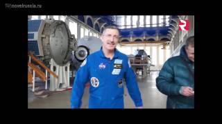 Моя жизнь в России: американский астронавт НАСА Даниэль С. Бербанк