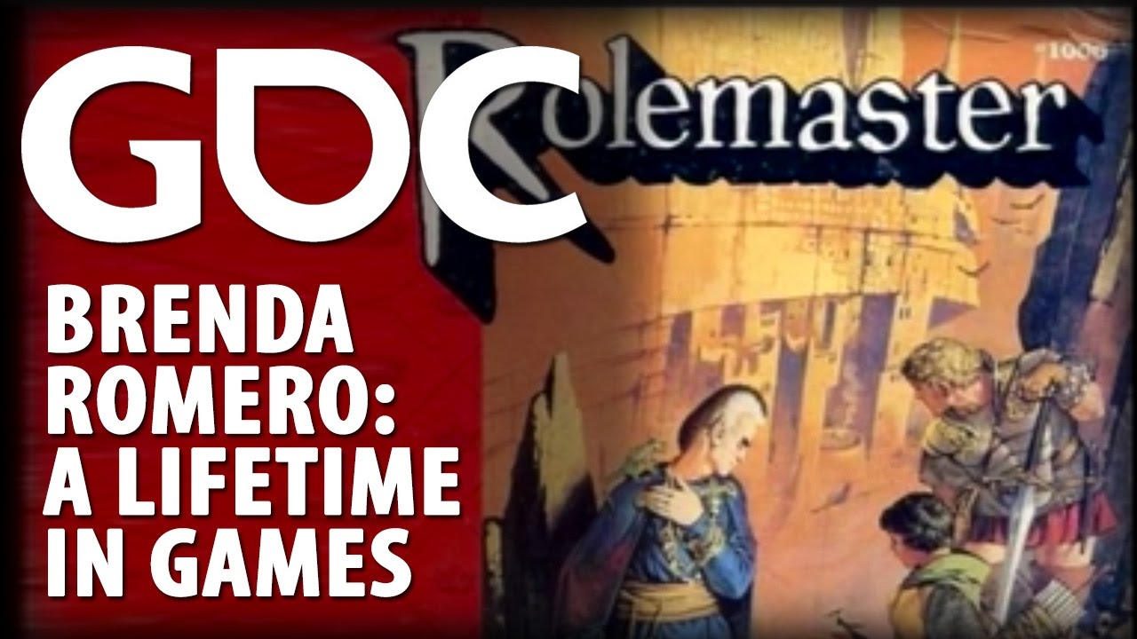 Brenda Romero: A Lifetime in Games - Welcome