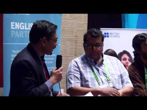 TEC14 Interview:  Delegates from West Bengal