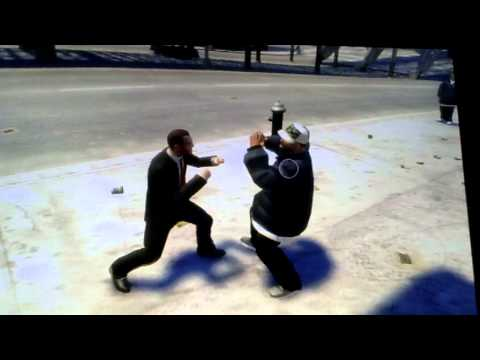 GTA IV REALISTIC: Hood Fights in North Holland 1