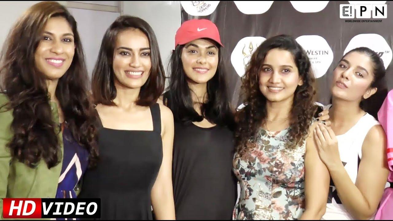 Image result for kishwar merchant with other girls in pushkar