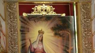 Bazylika w Licheniu. Hymn - odsłonięcie obrazu. Muzyka organowa. Czerwiec 2012