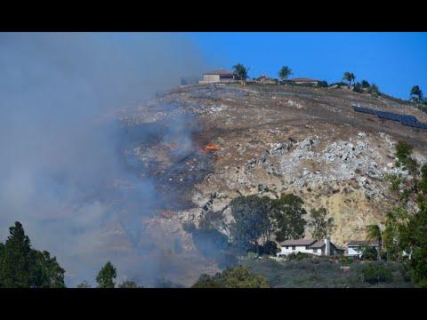 ارتفاع عدد ضحايا حرائق كاليفورنيا  - نشر قبل 1 ساعة