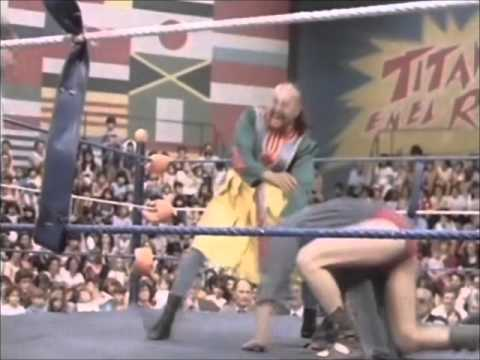 GENGIS -DAVID-TITANES EN EL RING CONTRAATACA.wmv Videos De Viajes