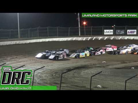 Limaland Motorsports Park | 4.14.17 | UMP Modified | Feature