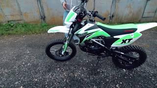 Мотоцикл Кросс 125см3 XT12 (Apollo)