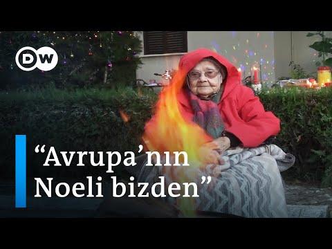 Muazzez İlmiye Çığ: Noel geleneğinin kökeni Orta Asya'da kutlanan 'Nardugan Bayramı' - DW Türkçe