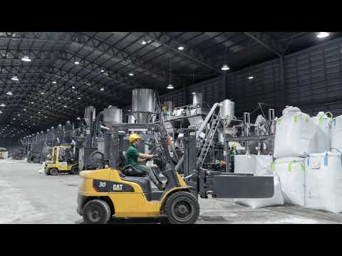 IG 2021 PET Bottle Recycle Machine PLASTIC RECYCLING SYSTEMS