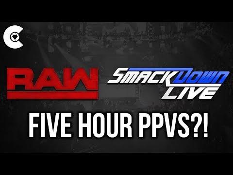 Cultaholic Wrestling Podcast #7: Are Dual-Branded WWE PPVs Better?