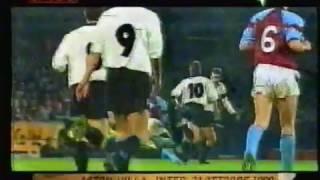 Inter-Aston Villa 1990-91 Sfide