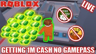 GETTING ALL 1M Cars WITHOUT GAMEPASSES LIVE | 🔴 Roblox Jailbreak Live Stream