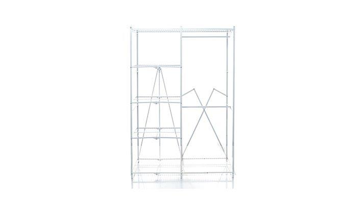 Origami Large Steel Closet - YouTube - photo#2