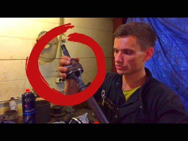 Не покупайте новый привод и гранату. Старый привод ЛУЧШЕ. | Будни сервиса#67