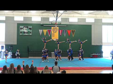 CJA Team Gunz Level 5 Small Senior Coed - Cheer All About It