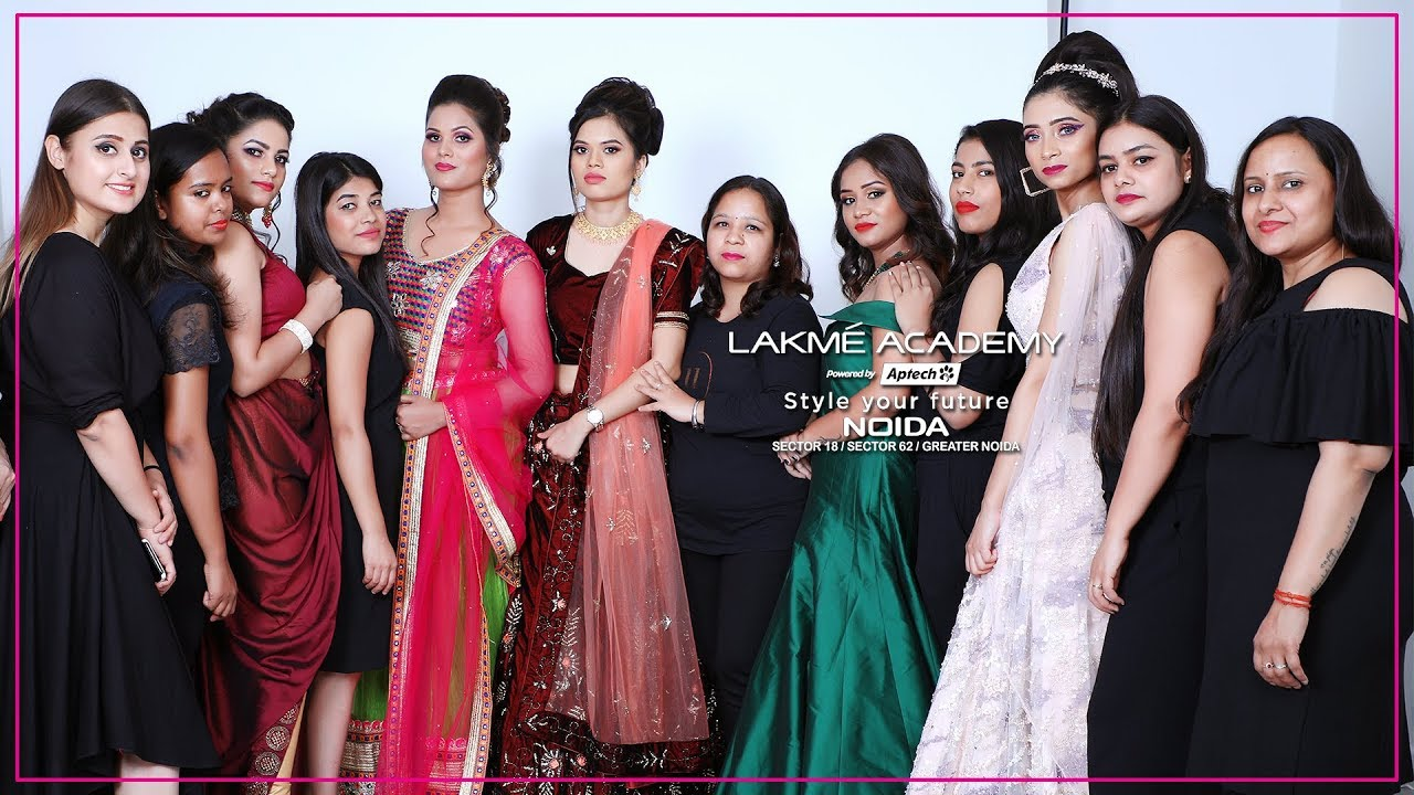 Student work At Lakme Academy Noida || Beauty || Cosmetology || Makeup ||  Fashion || 9910344699 ||