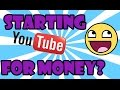 Starting On YouTube For Money? - CS GO Live Commentary