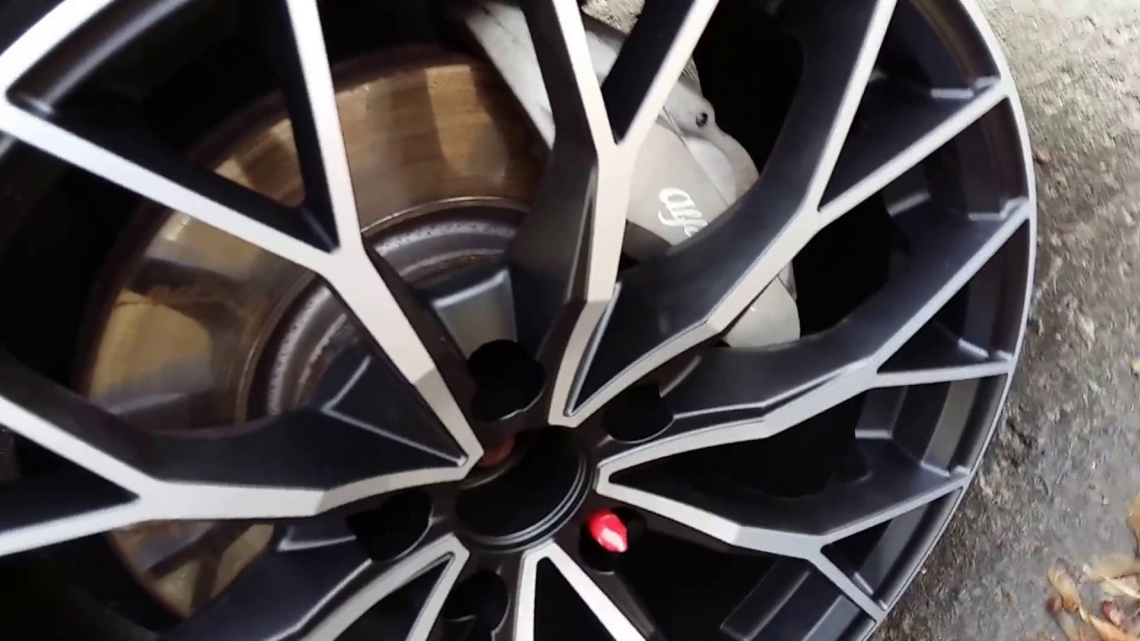Тест-драйв Alfa Romeo 159 - YouTube