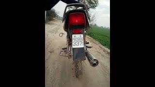 modified ct100 back remove indiicator in punjabi