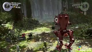 《樂高星際大戰:原力覺醒》開頭實機遊玩影片