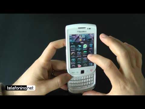 BlackBerry torch 9800 white. Tour di Telefonino.net