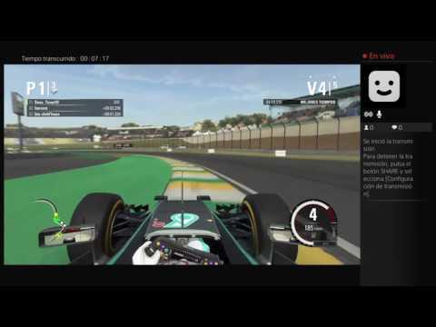 Transmisión en vivo F1 Brasil