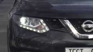 рассказ Nissan Xtrail
