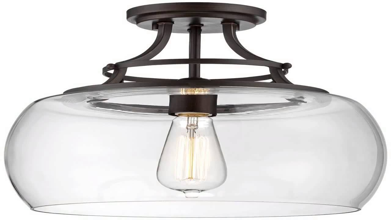 Linea di liara ariella casella clear glass one light stem hung linea di liara ariella casella clear glass one light stem hung pendant lamp youtube aloadofball