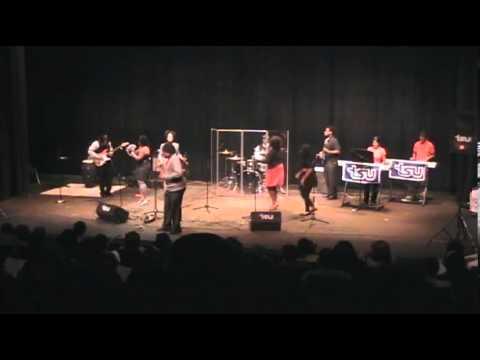 TSU Commercial Music Ensemble - Black Friday