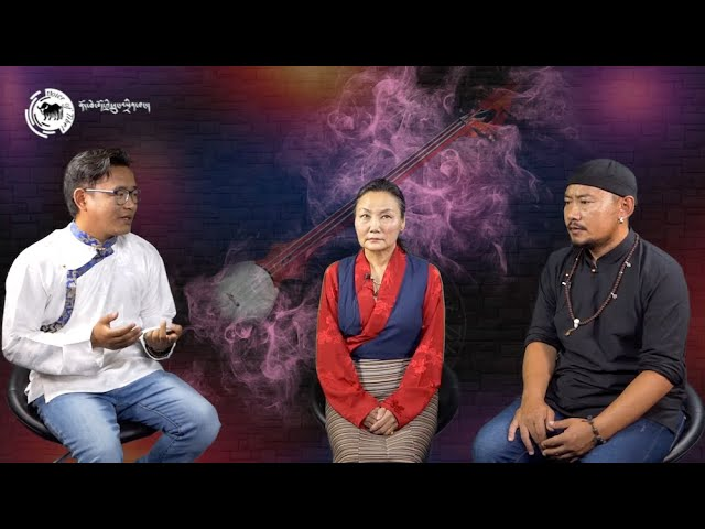 Facebook Live: with prominent Tibetan artists Chukie Tethong and Jamyang Tashi