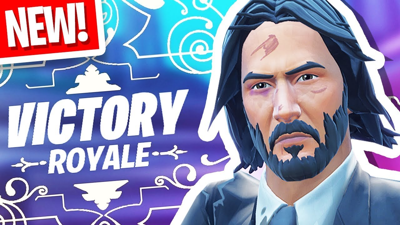 NEW Fortnite JOHN WICK Mode!