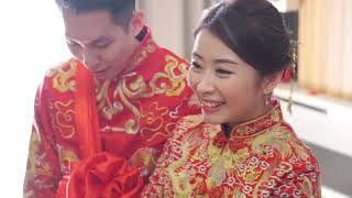 Iris & Leo SDE Wedding MV  (Gordon Team)