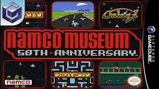 Longplay of Namco Museum 50th Anniversary