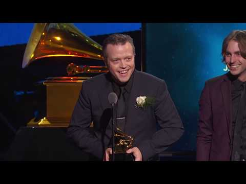 Jason Isbell and The 400 Unit Win Best Americana Album  | Acceptance Speech | 60th GRAMMYs