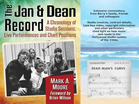 The Jan & Dean Record - Book by Mark A. Moore