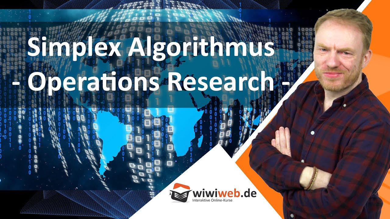 Simplex Algorithmus (Operations Research) - YouTube