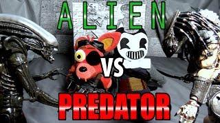 FNAF Plush Movie: Alien vs Predator