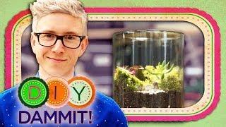 How-to Make A Terrarium F. Tyler Oakley - Diy Dammit!