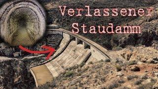 LOSTPLACE | Verlassener Staudamm | komplett durchtunnelt | HILLBILLY TV