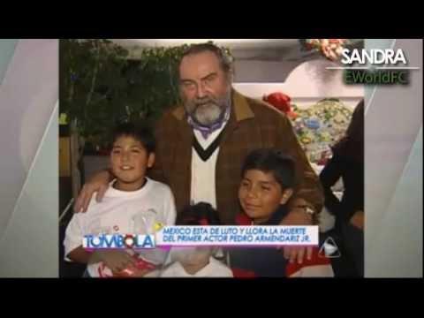 Reportaje sobre la Muerte De Don Pedro Armendariz Jr. Tombola